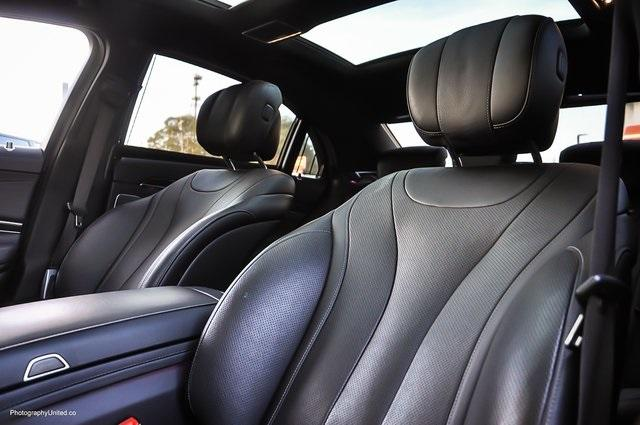 Used 2017 Mercedes-Benz S-Class S 550 for sale Sold at Gravity Autos Atlanta in Chamblee GA 30341 10