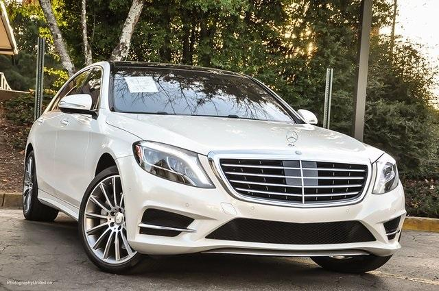Used 2017 Mercedes-Benz S-Class S 550 for sale Sold at Gravity Autos Atlanta in Chamblee GA 30341 2