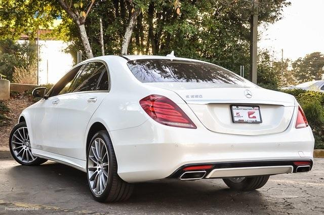 Used 2017 Mercedes-Benz S-Class S 550 for sale Sold at Gravity Autos Atlanta in Chamblee GA 30341 3