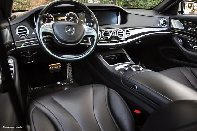 Used 2017 Mercedes-Benz S-Class S 550 for sale Sold at Gravity Autos Atlanta in Chamblee GA 30341 7