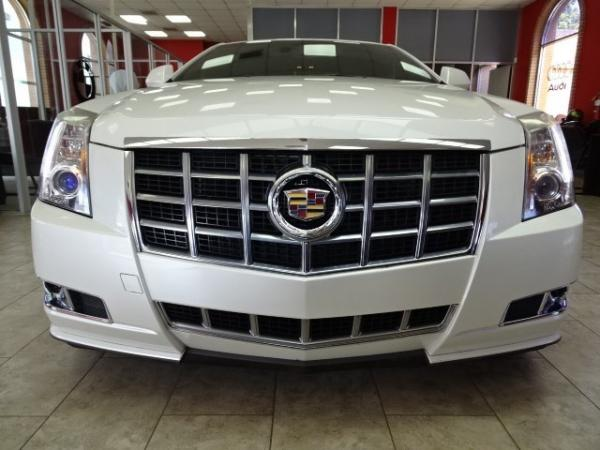 Used 2013 Cadillac CTS Coupe Premium for sale Sold at Gravity Autos in Roswell GA 30076 2