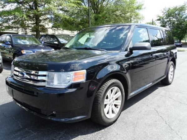 Used 2009 Ford Flex SE for sale Sold at Gravity Autos in Roswell GA 30076 3