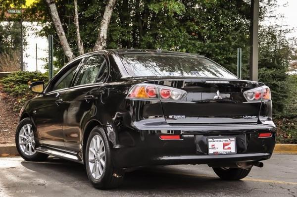 Used 2016 Mitsubishi Lancer ES for sale Sold at Gravity Autos in Roswell GA 30076 3