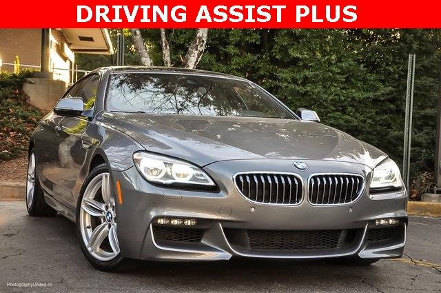 Used 2017 BMW 6 Series 640i xDrive Gran Coupe for sale Sold at Gravity Autos Atlanta in Chamblee GA 30341 2