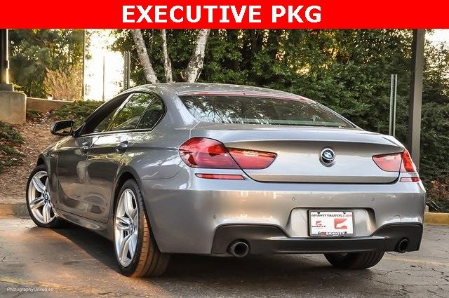 Used 2017 BMW 6 Series 640i xDrive Gran Coupe for sale Sold at Gravity Autos Atlanta in Chamblee GA 30341 3