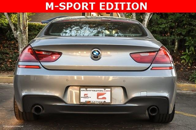 Used 2017 BMW 6 Series 640i xDrive Gran Coupe for sale Sold at Gravity Autos Atlanta in Chamblee GA 30341 5