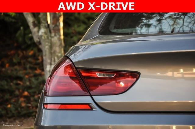 Used 2017 BMW 6 Series 640i xDrive Gran Coupe for sale Sold at Gravity Autos Atlanta in Chamblee GA 30341 6