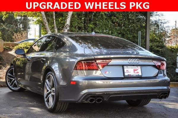 Used 2017 Audi S7 4.0T Premium Plus for sale Sold at Gravity Autos in Roswell GA 30076 3