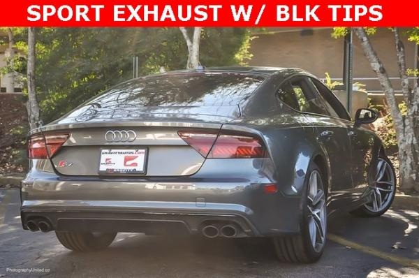 Used 2017 Audi S7 4.0T Premium Plus for sale Sold at Gravity Autos in Roswell GA 30076 4