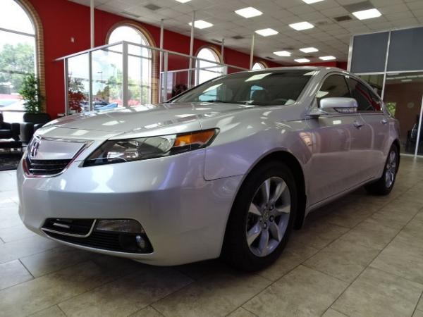 Used 2012 Acura TL Auto for sale Sold at Gravity Autos in Roswell GA 30076 3