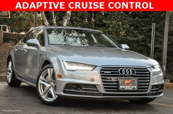 Used 2017 Audi A7 3.0T Premium Plus for sale Sold at Gravity Autos in Roswell GA 30076 2