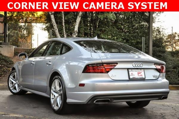 Used 2017 Audi A7 3.0T Premium Plus for sale Sold at Gravity Autos in Roswell GA 30076 3