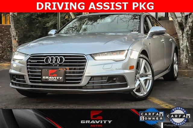 Used 2017 Audi A7 3.0T Premium Plus for sale Sold at Gravity Autos in Roswell GA 30076 1