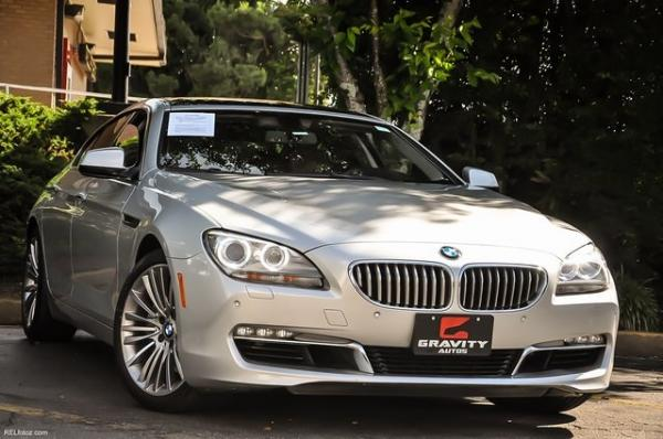 Used 2013 BMW 6 Series 650i xDrive Gran Coupe for sale Sold at Gravity Autos in Roswell GA 30076 2