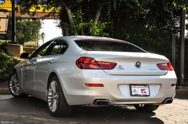 Used 2013 BMW 6 Series 650i xDrive Gran Coupe for sale Sold at Gravity Autos in Roswell GA 30076 3