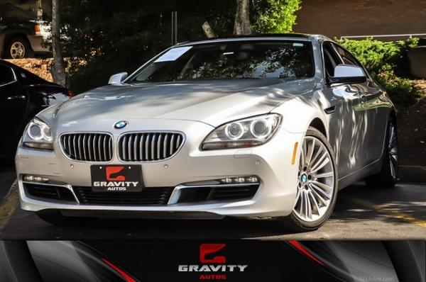 Used 2013 BMW 6 Series 650i xDrive Gran Coupe for sale $27,018 at Gravity Autos in Roswell GA