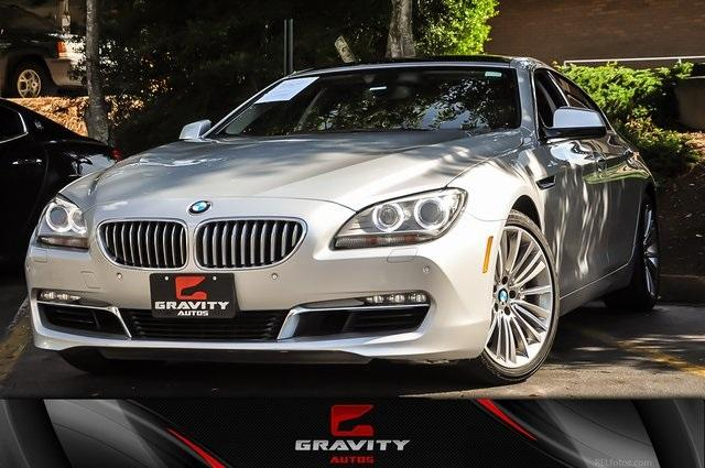 Used 2013 BMW 6 Series 650i xDrive Gran Coupe for sale Sold at Gravity Autos in Roswell GA 30076 1