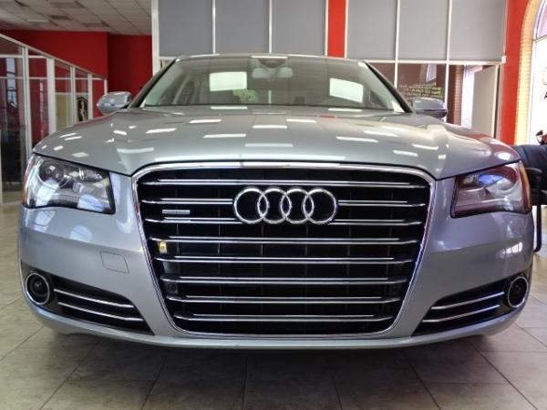 Used 2011 Audi A8 for sale Sold at Gravity Autos in Roswell GA 30076 3