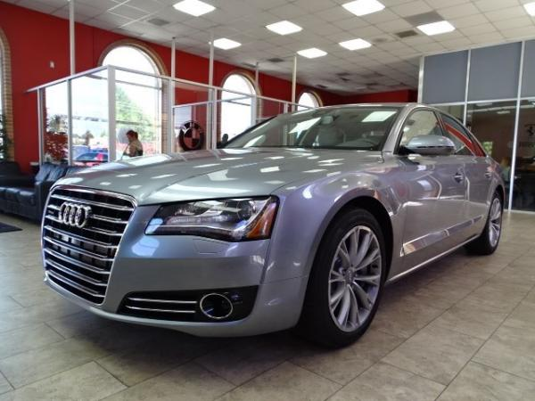 Used 2011 Audi A8 for sale Sold at Gravity Autos in Roswell GA 30076 4