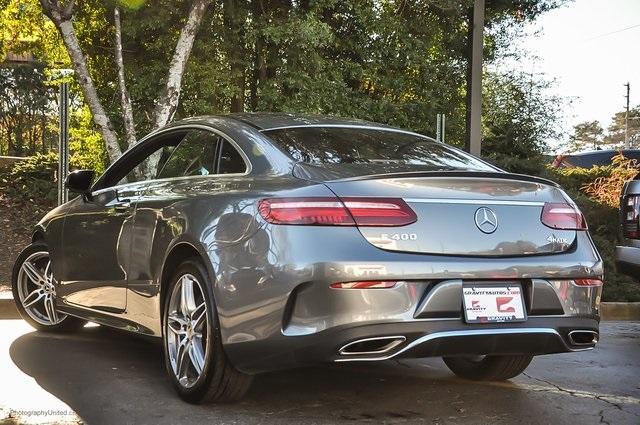 Used 2018 Mercedes-Benz E-Class E 400 for sale Sold at Gravity Autos Atlanta in Chamblee GA 30341 3
