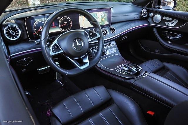 Used 2018 Mercedes-Benz E-Class E 400 for sale Sold at Gravity Autos Atlanta in Chamblee GA 30341 7