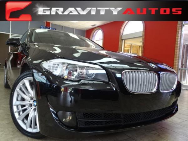Used 2011 BMW 5 Series 550i for sale Sold at Gravity Autos in Roswell GA 30076 1