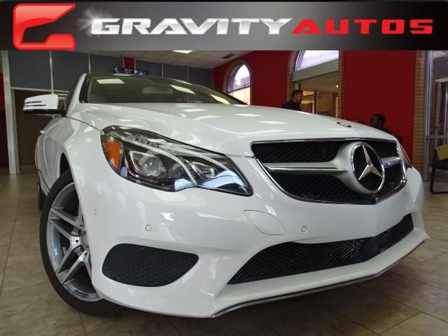 Used 2014 Mercedes-Benz E-Class E350 for sale Sold at Gravity Autos in Roswell GA 30076 1