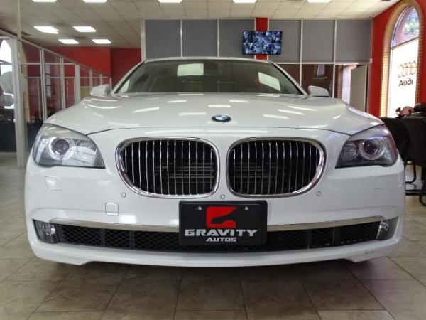 Used 2012 BMW 7 Series 750Li for sale Sold at Gravity Autos in Roswell GA 30076 2