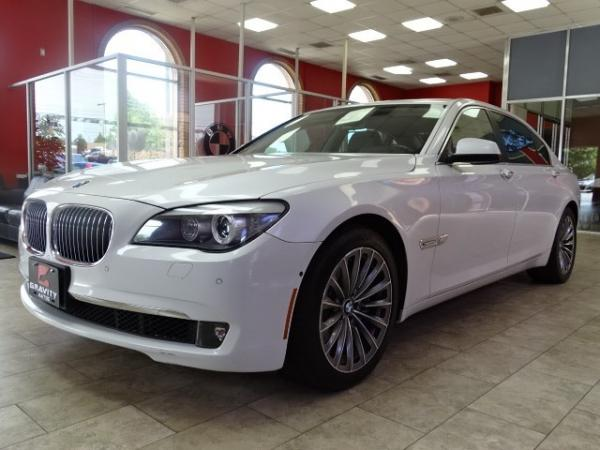 Used 2012 BMW 7 Series 750Li for sale Sold at Gravity Autos in Roswell GA 30076 3