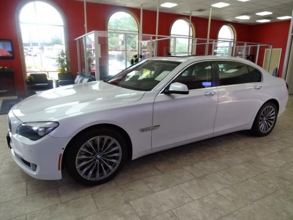 Used 2012 BMW 7 Series 750Li for sale Sold at Gravity Autos in Roswell GA 30076 4