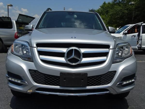 Used 2013 Mercedes-Benz GLK-Class GLK350 for sale Sold at Gravity Autos in Roswell GA 30076 2