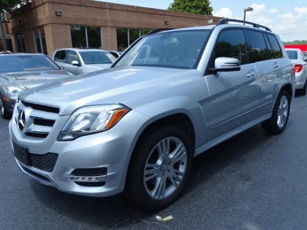 Used 2013 Mercedes-Benz GLK-Class GLK350 for sale Sold at Gravity Autos in Roswell GA 30076 3