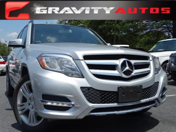 Used 2013 Mercedes-Benz GLK-Class GLK350 for sale Sold at Gravity Autos in Roswell GA 30076 1