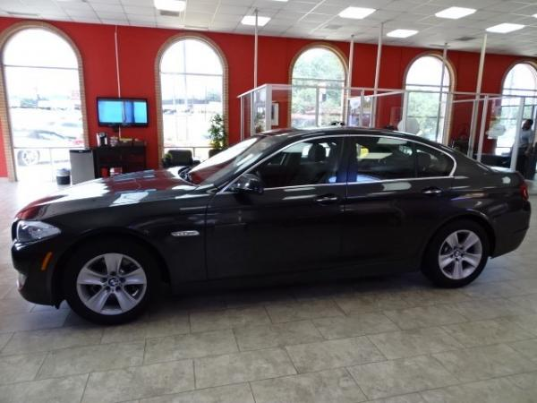 Used 2013 BMW 5 Series 528i for sale Sold at Gravity Autos in Roswell GA 30076 4