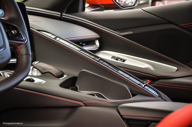 Used 2021 Chevrolet Corvette Stingray for sale Sold at Gravity Autos Atlanta in Chamblee GA 30341 10
