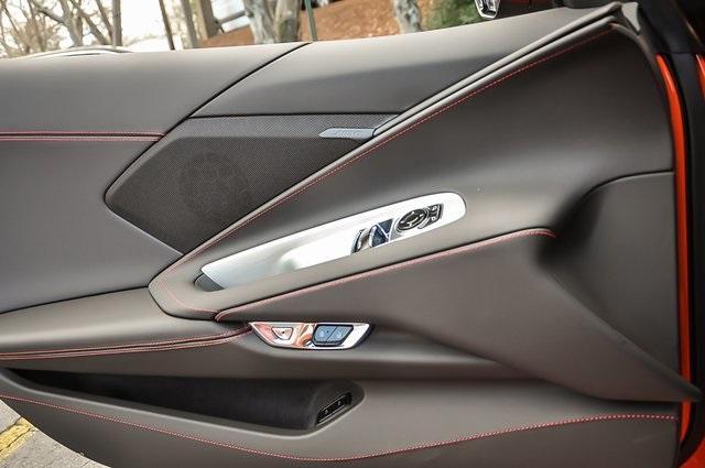 Used 2021 Chevrolet Corvette Stingray for sale Sold at Gravity Autos Atlanta in Chamblee GA 30341 25