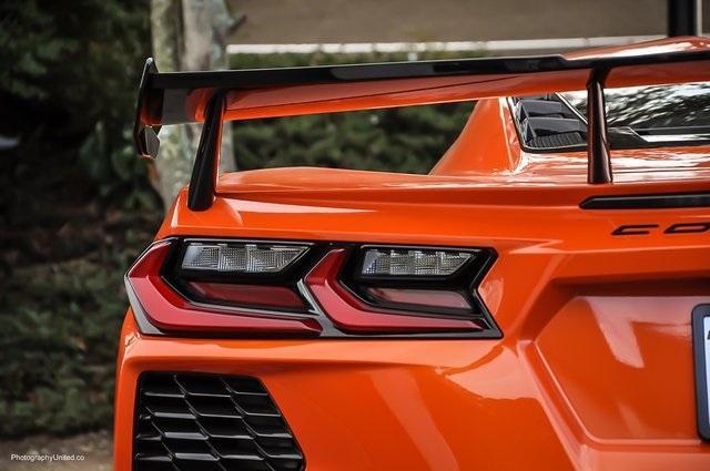 Used 2021 Chevrolet Corvette Stingray for sale Sold at Gravity Autos Atlanta in Chamblee GA 30341 6