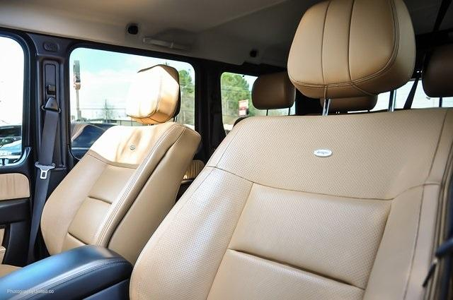 Used 2017 Mercedes-Benz G-Class G 550 for sale Sold at Gravity Autos Atlanta in Chamblee GA 30341 10
