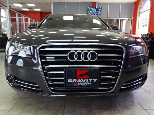 Used 2011 Audi A8 quattro for sale Sold at Gravity Autos in Roswell GA 30076 2