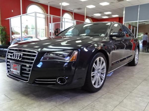 Used 2011 Audi A8 quattro for sale Sold at Gravity Autos in Roswell GA 30076 3