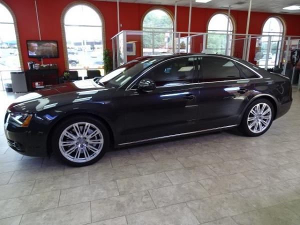 Used 2011 Audi A8 quattro for sale Sold at Gravity Autos in Roswell GA 30076 4