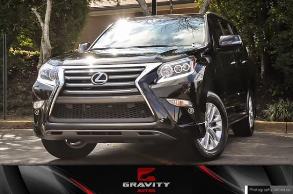 Used 2019 Lexus GX 460 for sale $40,995 at Gravity Autos in Roswell GA