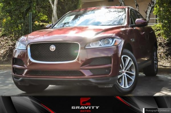 Used 2017 Jaguar F-PACE 35t Premium for sale $29,995 at Gravity Autos in Roswell GA