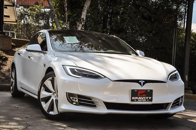 Used 2021 Tesla Model S Long Range for sale Sold at Gravity Autos Atlanta in Chamblee GA 30341 2