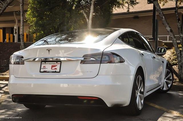Used 2021 Tesla Model S Long Range for sale Sold at Gravity Autos Atlanta in Chamblee GA 30341 4