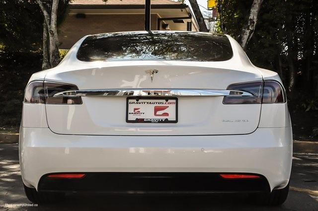 Used 2021 Tesla Model S Long Range for sale Sold at Gravity Autos Atlanta in Chamblee GA 30341 5