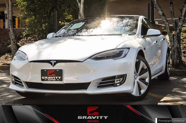 Used 2021 Tesla Model S Long Range for sale Sold at Gravity Autos Atlanta in Chamblee GA 30341 1