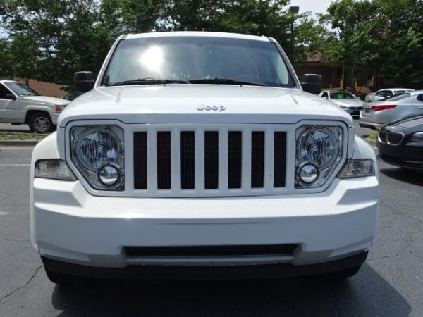 Used 2012 Jeep Liberty Sport for sale Sold at Gravity Autos in Roswell GA 30076 2