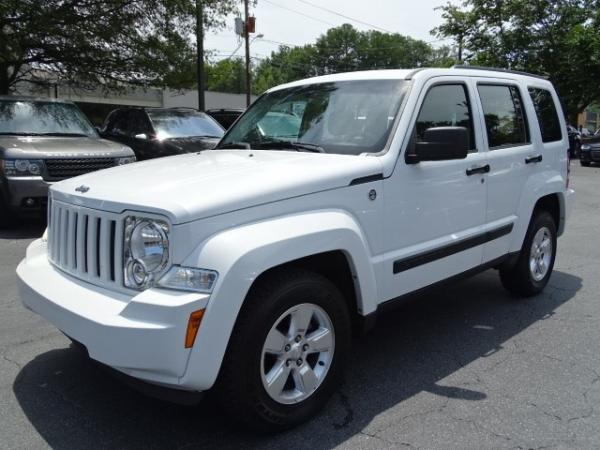 Used 2012 Jeep Liberty Sport for sale Sold at Gravity Autos in Roswell GA 30076 3