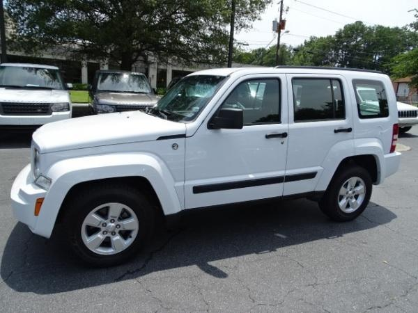 Used 2012 Jeep Liberty Sport for sale Sold at Gravity Autos in Roswell GA 30076 4
